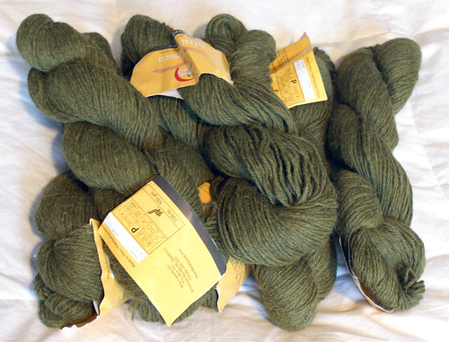 Future Sweater #3: Misti Alpaca Worsted