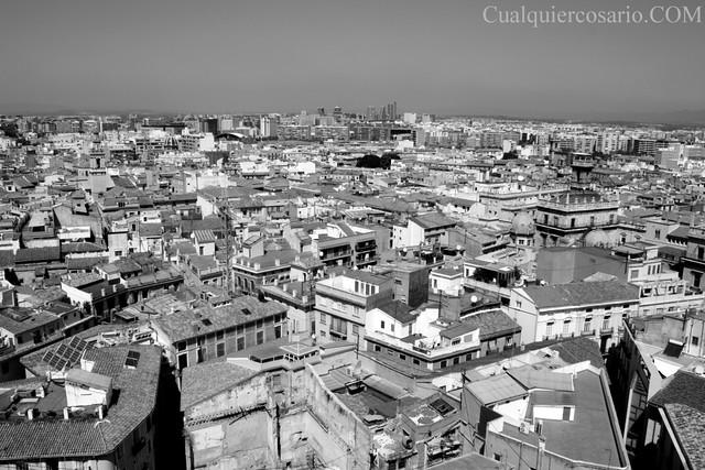 Valencia desde el Micalet ( I )