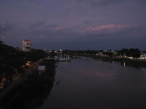 Desde el puente