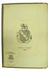 Armorial bookplate in Lilio, Zaccaria: De origine et laudibus scientiarum et al