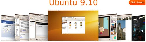 Salida Ubuntu 9.10