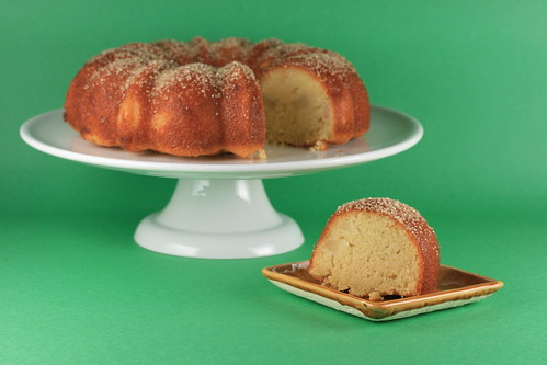 Pear Ginger Bundt - I Like Big Bundts