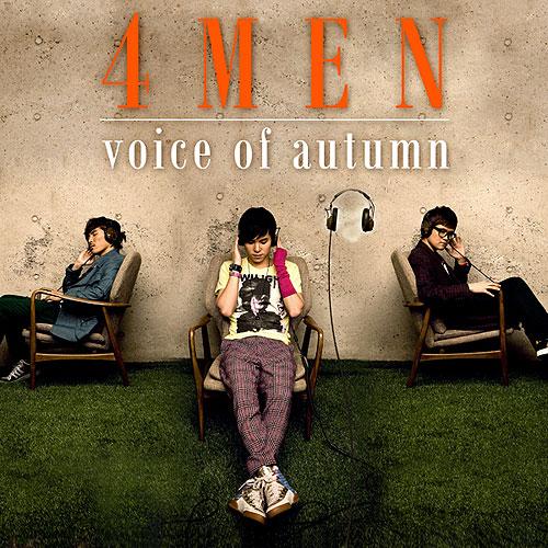 [Album] 4Men – Voice Of Autumn