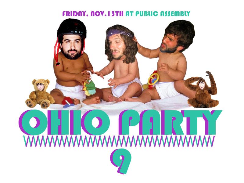 OhioParty 11-13-09