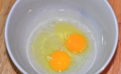 eggs for pasta