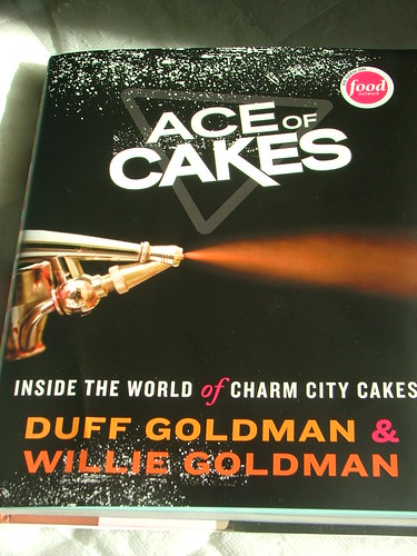 Ace of Cakes book