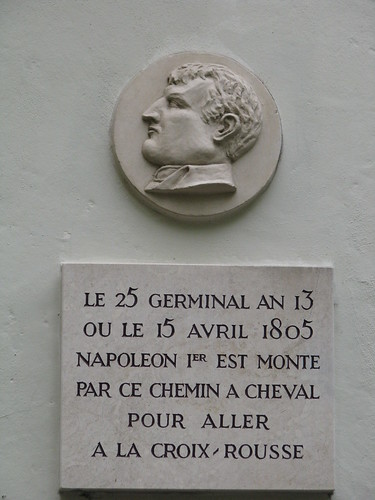 Montée Hoche, Lyon