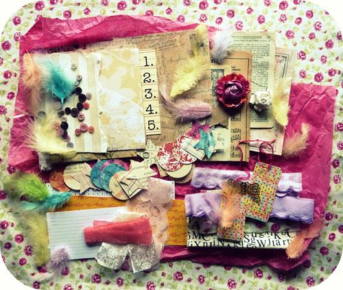 Vintage Rose Kit