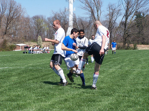 SIUE Club Soccer Fall 2008