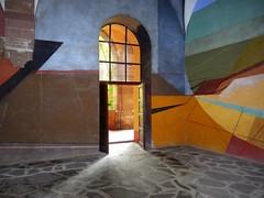 unfinished mural detail / david alfaro siqueiros (2)