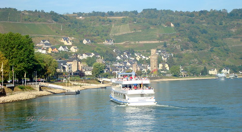 Cruising on Enchanting Rhine River