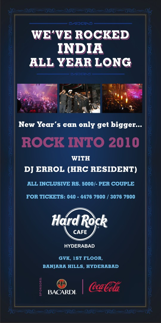 New year EVE_Hyderabad