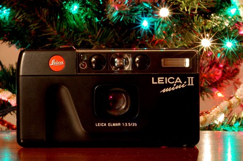with love from me to me (leica mini II)