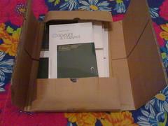 Bücher auspacken: Dampfboot