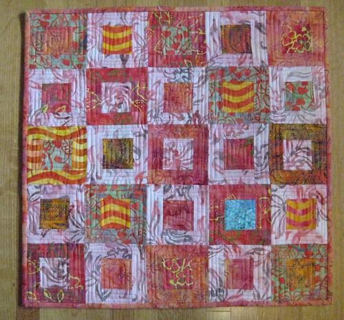 Swap quilt complete!