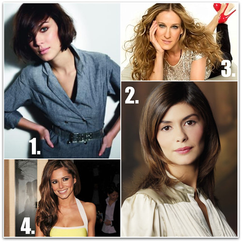 vogue's top 4 fashion icons of 2009