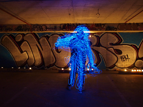 Painted with light