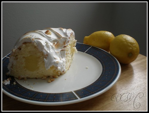 Lemon Joy Cake
