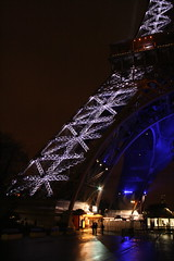 Eiffel Tower at Night 2