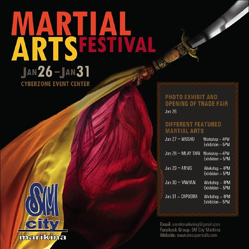 Martial Arts Festival