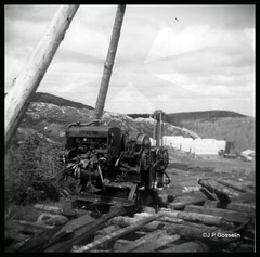 MOUNT WRIGHT  |  MONT WRIGHT  | DIAMOND DRILLING   |   Fermont  |  Quebec  Cartier Mining Company   |  QCM  |  U.S. Steel    |   Quebec  | 1965-1966  | Exploration (J P Gosselin) Tags: inspiration canada us bush iron mine quebec steel tripod cartier lac tent 1966 mining beaver diamond mount helicopter bloom hematite ussteel exploration ore seaplane drill claim basecamp drilling hesse ironore gagnon magnetometer moiré dhc2 havilland qcm fermont diamonddrilling specularhematite montwright mountwright quebeccartiermining gagnonville lacmoire lachesse lacbloom wellor4884 quebeccartierminingcompany quebeccartierminingcompanyqcmquebec montwrightfermont 1966exploration