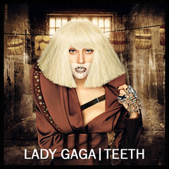 Lady Gaga - Teeth [TFM.8] (netmen!) Tags: monster lady track teeth fame 8 gaga blend the netmen