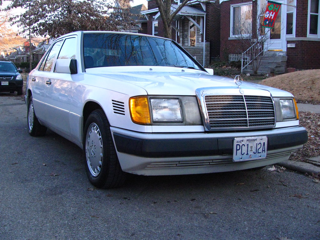 1990 Mercedes-Benz 300D TurboDiesel