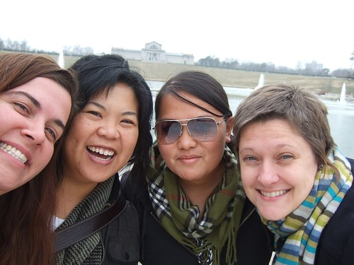 Jenn, Me, Rachel, Dab (by ann-dabney)