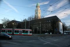 zwölf2010 - Buer Rathaus im Januar