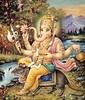 Shri Ganesh (simonram) Tags: ganesha artwork ganesh gods hindu goddesses ganpati ganpathi siddhivinayak vignahartha indraasharma