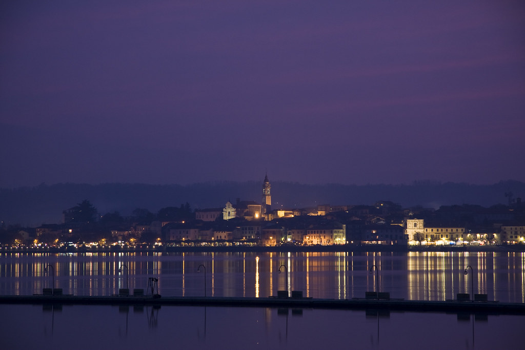 Arona by night #2 (by storvandre)