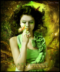 # Selena Gomez - Naturally (samuelpera) Tags: music nature photoshop butterfly studio magic actor samuel selena gomez naturally blend montagem edio photofiltre pra