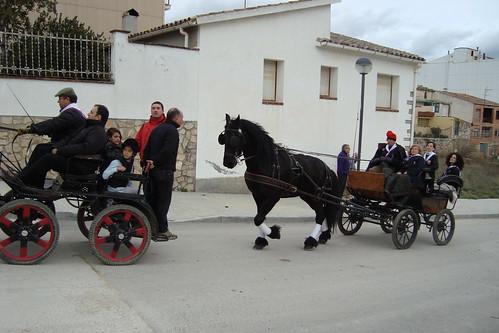 Tres Tombs 2010 - La Llacuna