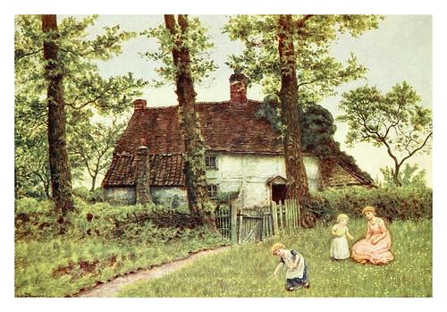 021- Casa de campo en Surrey-Kate Greenaway 1905- Marion Spielmann y George Layard