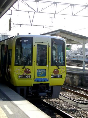 """2000系気動車特急しおかぜ/2000 Series DMU Limited Express """"Shiokaze"""""""