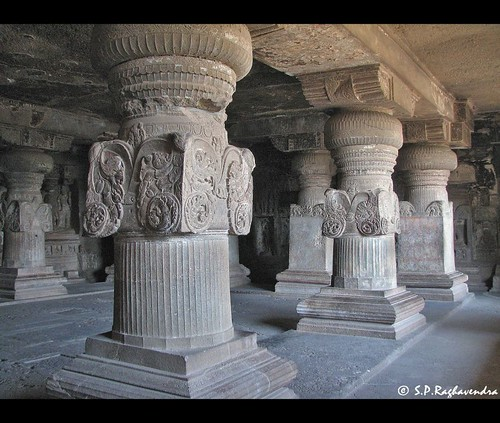 Ellora caves │cave 32 by sp raghav