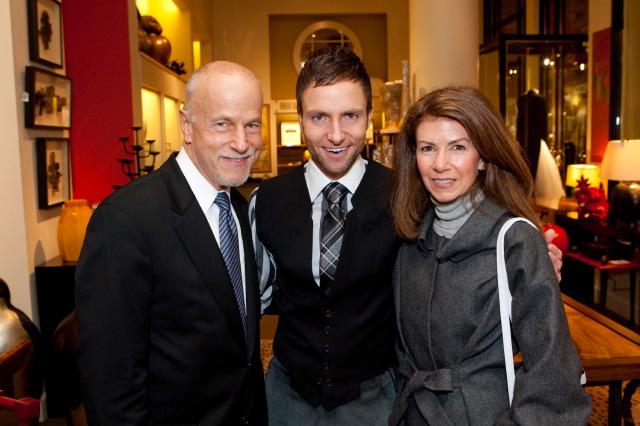 Ed Hardy, Ken Fulk, Paige Koch