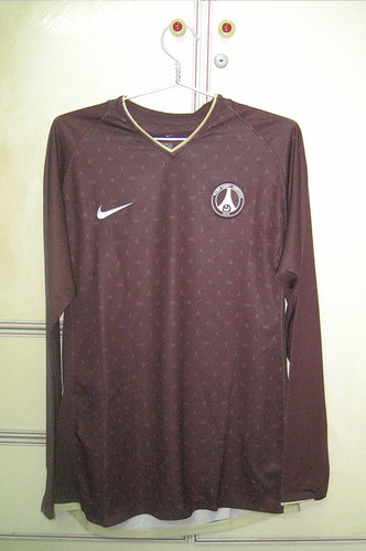 Paris St. Germain 2006/2007 Away L/S