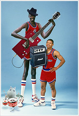 Manute and Mugsy
