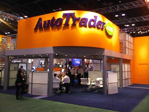 AutoTrader Booth NADA 2010