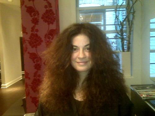 Pre Hair Straightening