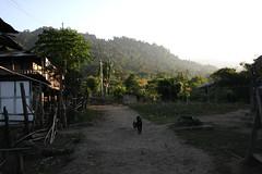 The village of Tigu, Arunachal Pradesh (sensaos) Tags: people india rural asia village native traditional north culture tribal east tribe cultural indigenous pradesh arunachal famke noord oost azi stammen daporijo tagin dumporijo sensaos