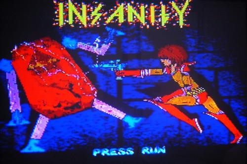 NEW PC engine game : INSANITY