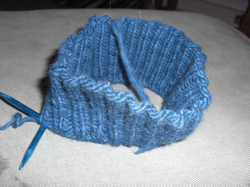 Jaques Cousteau Hat Progress