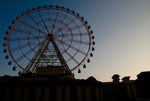 E-DA Ferris Wheel