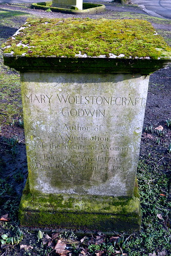 mary wollstonecraft tomb