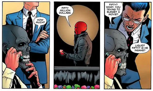 You know that Red Hood pulled that number straight out of his ass, right?