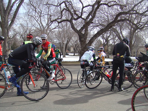 Oval Ride - Feb 27, 2010