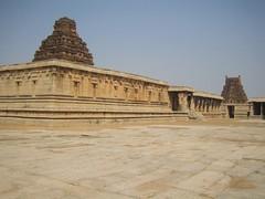 603. Hampi(21): Kodanda Rama Temple (profmpc) Tags: stonecarving accommodation hampi kodandarama vijayangara krishnadevarayar earlierdynasty pavedcourtyard