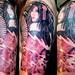 Geisha 3/4 Sleeve Tattoo